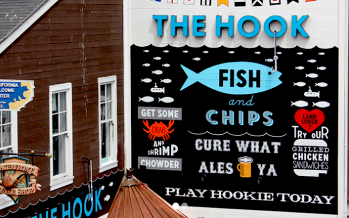 The Hook: Eating like a Captain