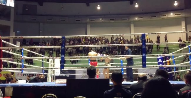 Things to do in Bangkok boxing