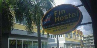 Fin hostel Phuket