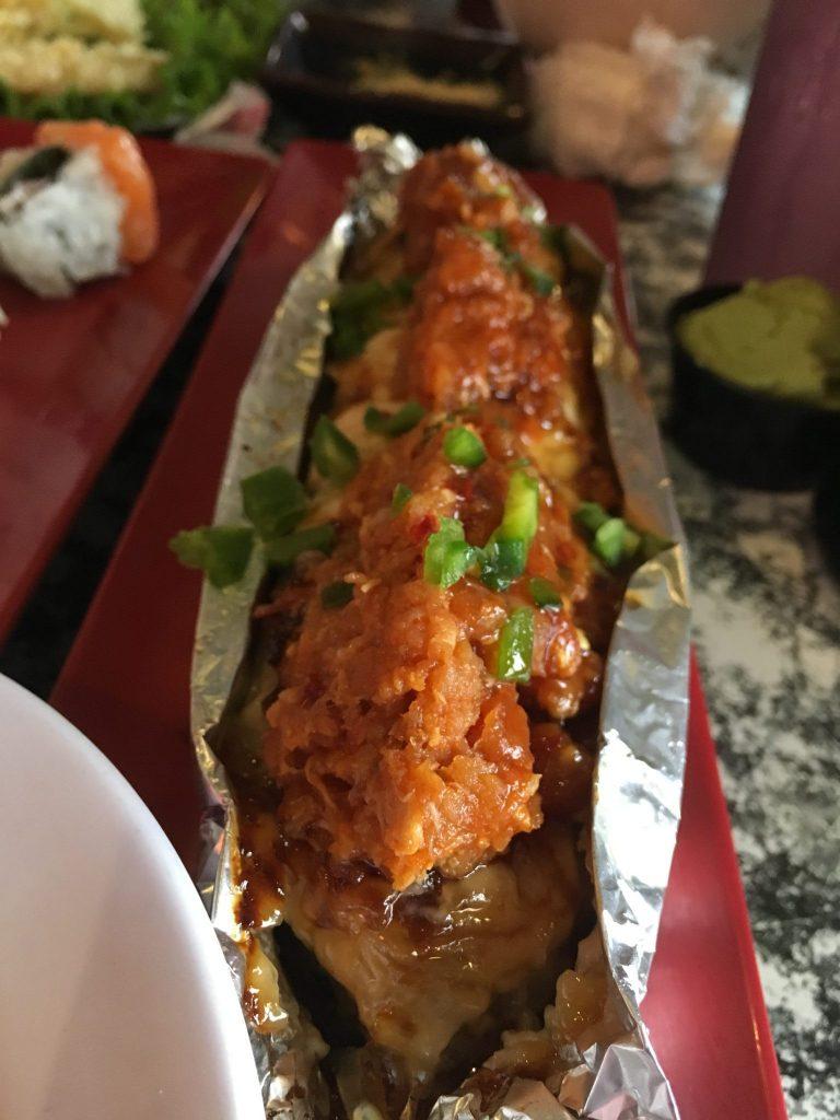 kenzo sushi