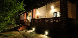 funky monkey hostel goa