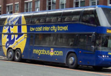 megabus, megabus reviews