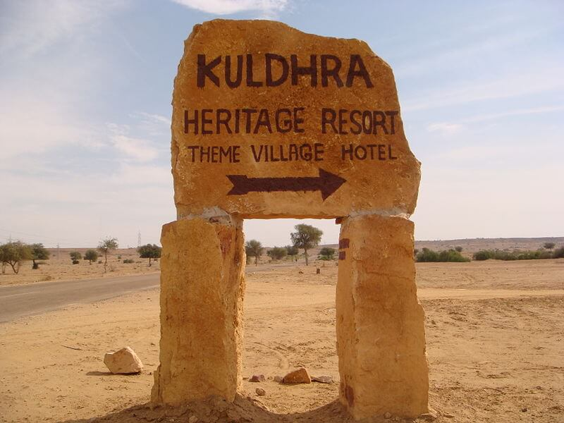 Cursed Village KULDHARA