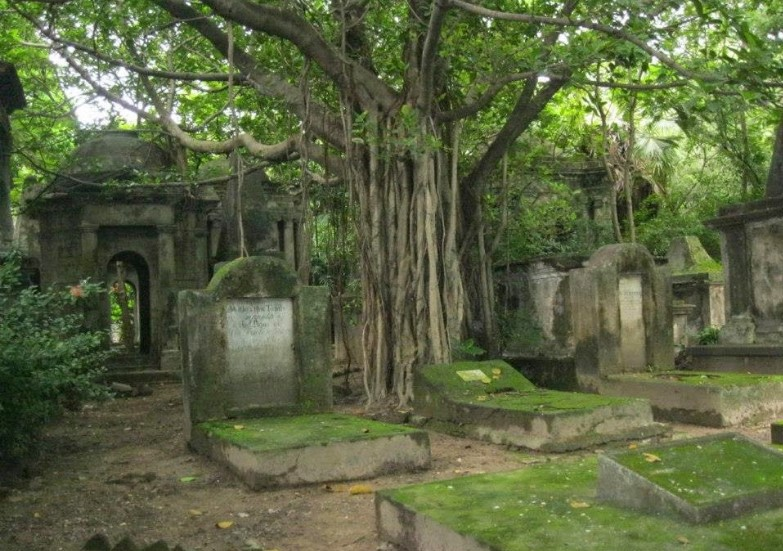 south park cemetery kolkata haunted