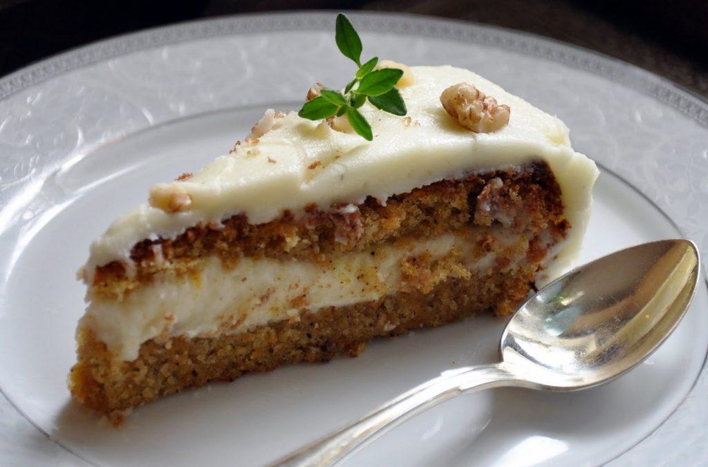 Orange Gingerbread Trifle Dessert